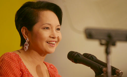Mrs. Gloria Macapagal Arroyo