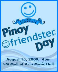 Pinoy Friendster Day!