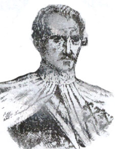 Sebastián Hurtado de Corcuera (Gobernador General, 1635-1644). Without him, there would have been no Mindanáo in the Philippine map.