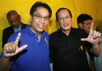 Mar Roxas III & Noynoy Aquino III: the 'THIRD' Party!