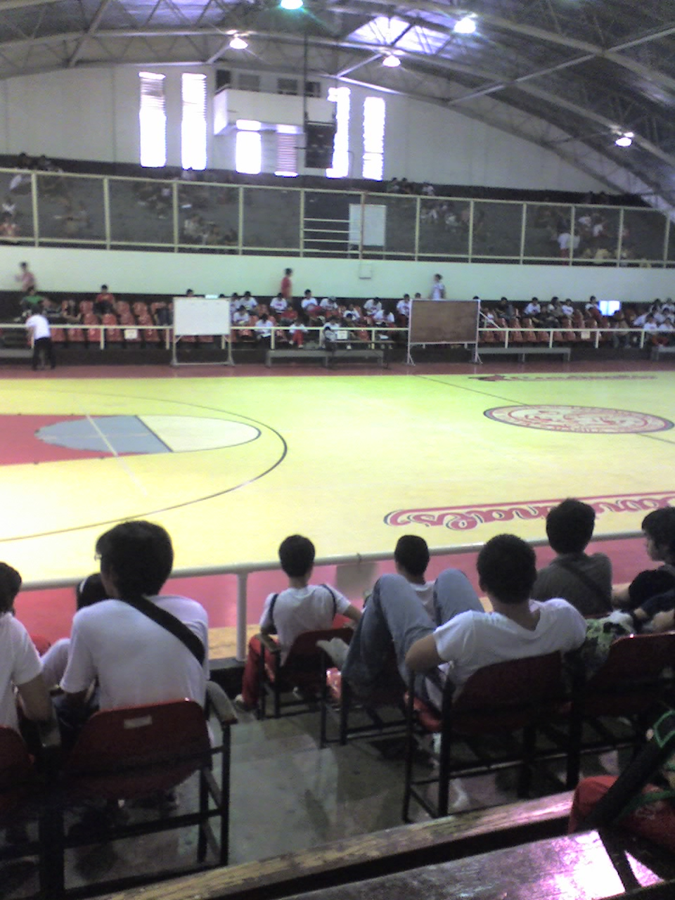 MAPÚA CARDINALS GYM