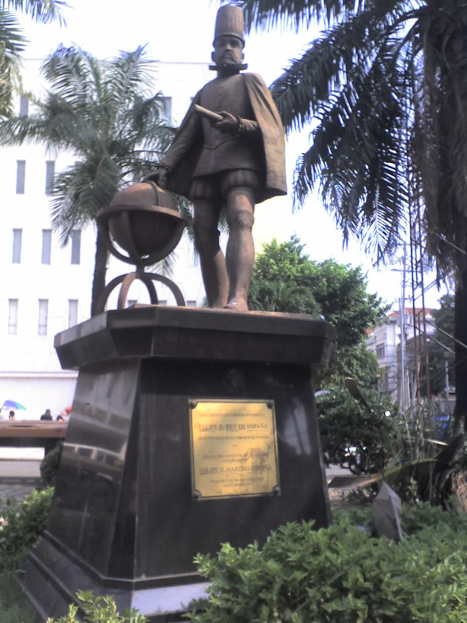 REY FELIPE II (1527-1598)