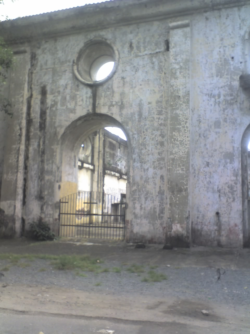 RUINS OF THE JESUIT SAN IGNACIO CHURCH