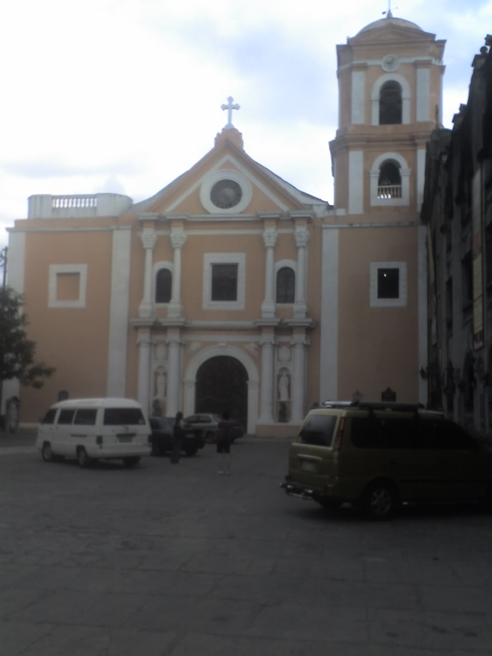 SAN AGUSTÍN CHURCH AND CONVENT