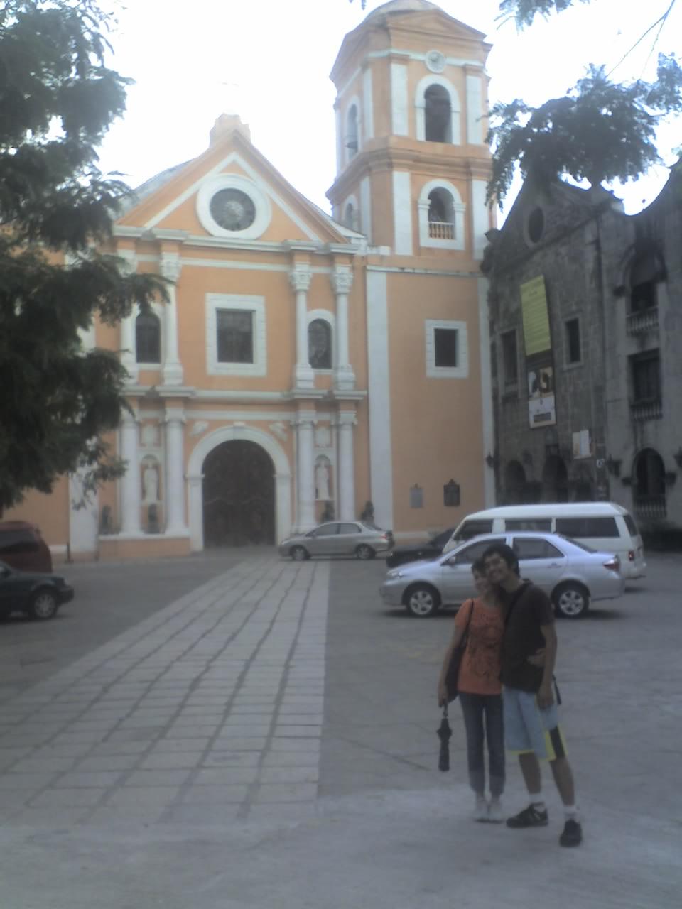 SAN AGUSTÍN CHURCH AND CONVENT