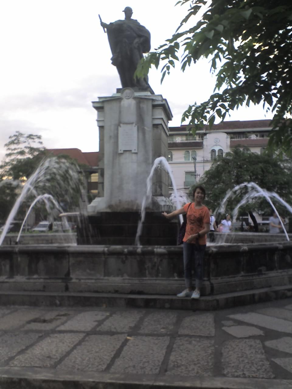 MONUMENTO DEL REY CARLOS IV
