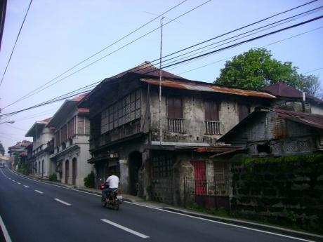 A neighborhood of history and charm...