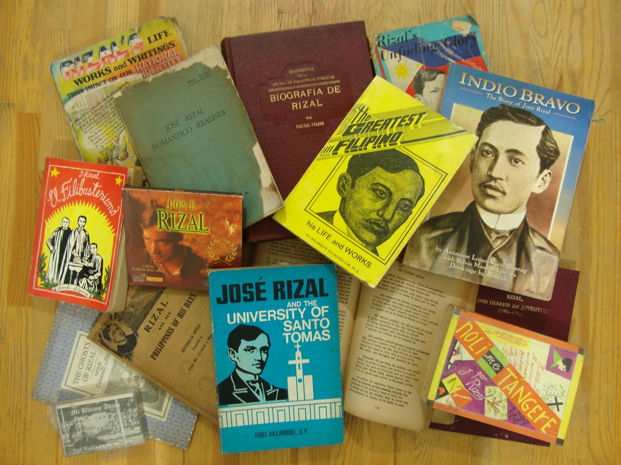 research paper topics about jose rizal