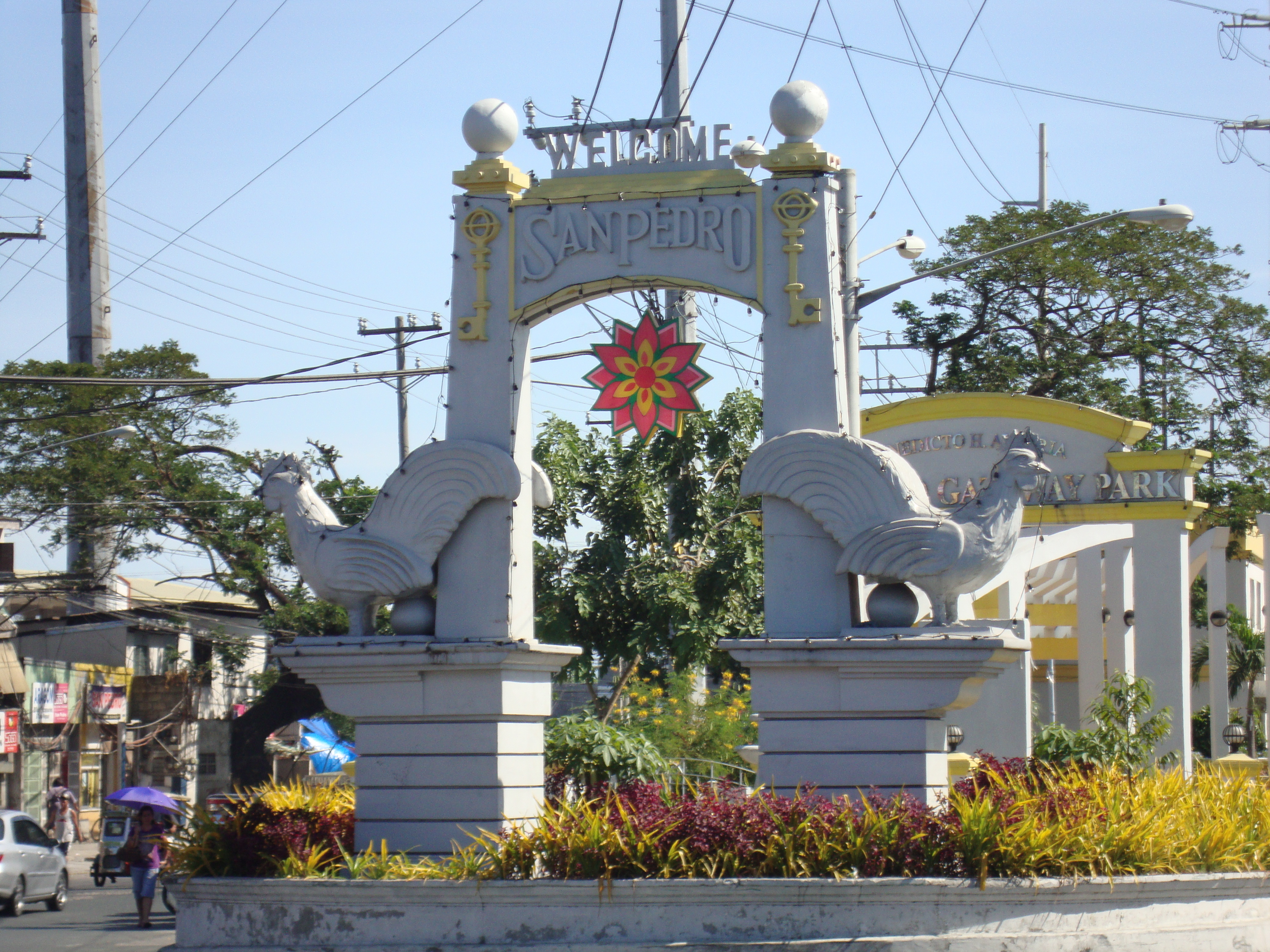 how to go to garden of memories pateros