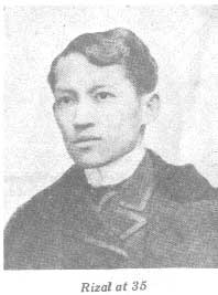 "heroism of jose rizal The life, works and writings of dr jose rizal is the most worthy to honor him our foremost national hero and he was acknowledged to be ""the greatest malayan."