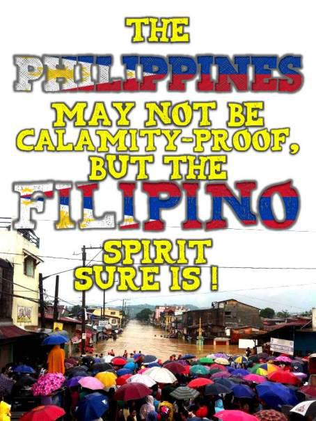 The Filipino Spirit vs. Yolanda and the Bojol tremors: brief thoughts from a historical viewpoint